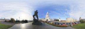 Виртуальный тур по Казанскому Кремлю